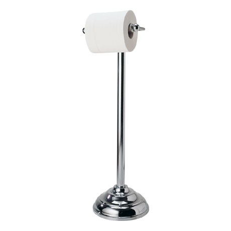 Roper Rhodes Berkeley Freestanding Toilet Roll Holder - 2371.02