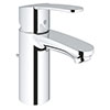 Grohe Wave S-Size Mono Basin Mixer with Pop-up Waste - 23832000 profile small image view 1