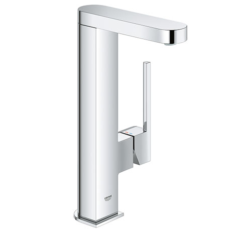 """Grohe Plus Single-Lever Basin Mixer 1/2"""" L-Size with Pop-Up Waste - 23844003"""