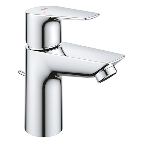 Grohe Start Edge Mono Basin Mixer with Pop-up Waste - 24315001