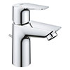 Grohe Start Edge Mono Basin Mixer with Pop-up Waste - 24315001 profile small image view 1