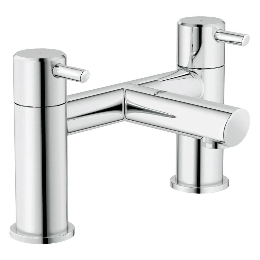 Grohe Concetto Bath Filler - 25102000 profile large image view 1