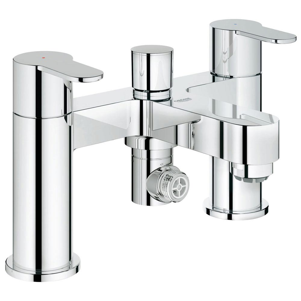 Grohe Eurostyle Cosmopolitan Bath Shower Mixer - 25107002 Large Image