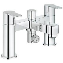 Grohe Eurostyle Cosmopolitan Bath Shower Mixer - 25107002 Medium Image