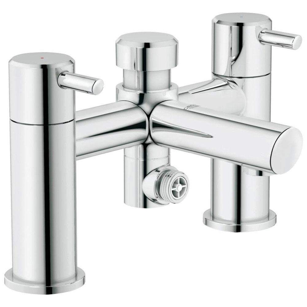 Grohe Concetto Bath Shower Mixer - 25109000 profile large image view 1
