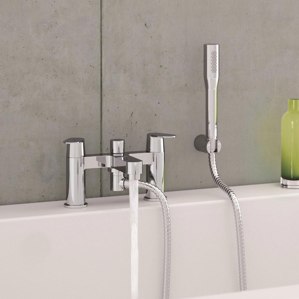 Grohe Eurosmart Cosmopolitan Bath Shower Mixer - 25129000 profile large image view 2