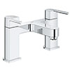 Grohe Plus Bath Filler Tap - 25132003 profile small image view 1