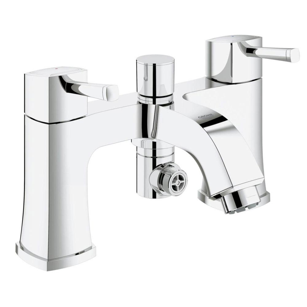 Grohe Grandera Bath Shower Mixer - 25167000 Large Image