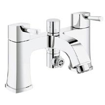 Grohe Grandera Bath Shower Mixer - 25167000 Medium Image
