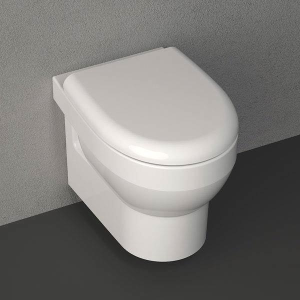 Isvea Bplus Rimless Wall Hung WC Pan Large Image