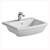 Mere Amor 575mm Semi-Recessed Basin - 26-1231 profile small image view 1