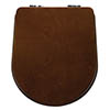 Mere Aristo Walnut Soft Close Seat - 26-8047 profile small image view 1