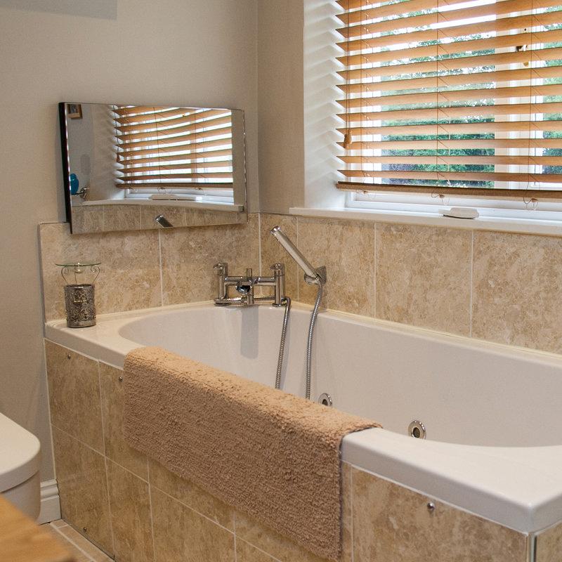 """26"""" Advanced Waterproof Bathroom TV In Bathroom Large Image"""