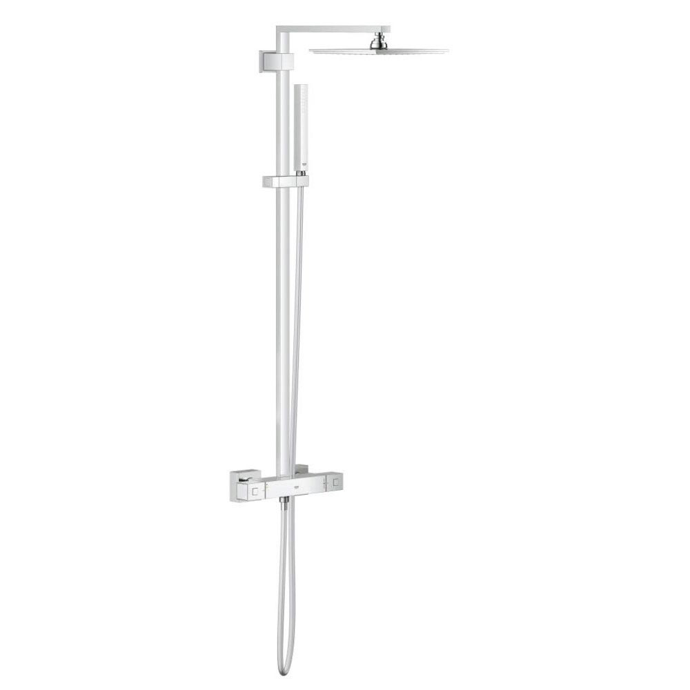 Grohe Euphoria Cube XXL System 230 Thermostatic Shower System - 26087000 Large Image