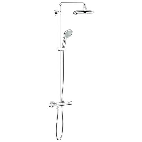 Grohe Euphoria Power&Soul 190 Thermostatic Shower System - 26186000