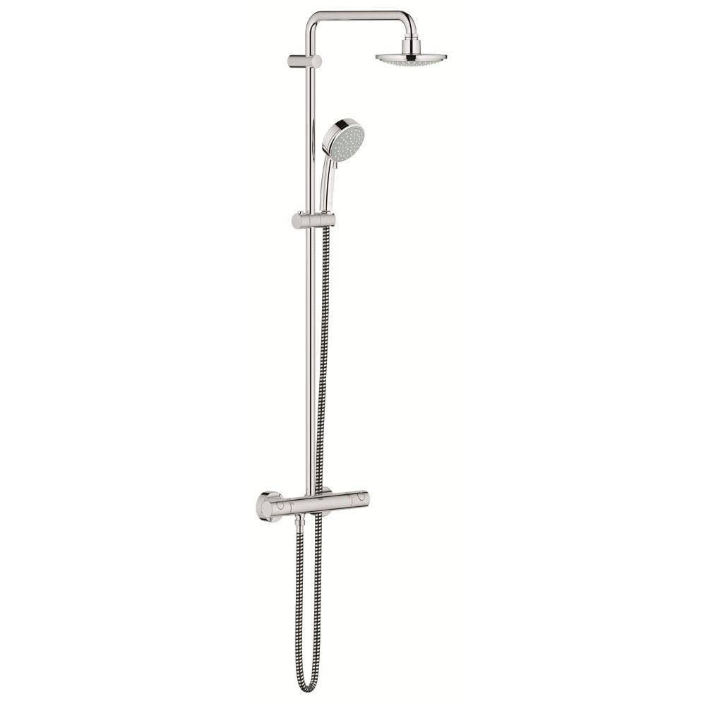 Grohe New Tempesta Cosmopolitan 160 Thermostatic Shower System - 26302000
