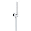 Grohe Euphoria Cube Stick Outlet Elbow with Parking Bracket, Flex + Handset - 26405000 profile small image view 1