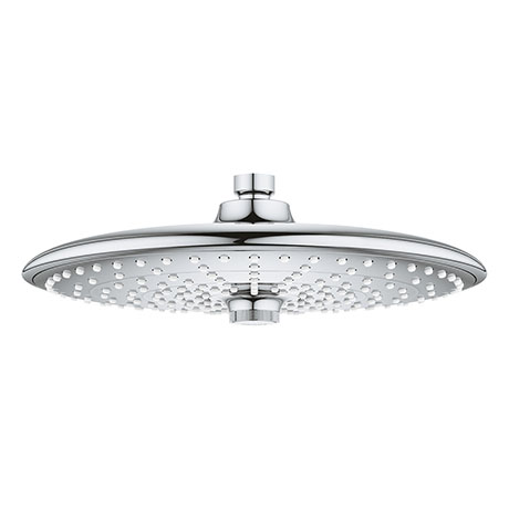 Grohe Universal 260mm 3 Spray Shower Head - 26455000