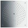 hansgrohe Raindance 260/260 1-Spray Overhead Shower Head - 26472000 profile small image view 1