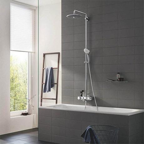 Grohe Euphoria SmartControl 260 MONO Shower System with Bath Mixer - 26510000