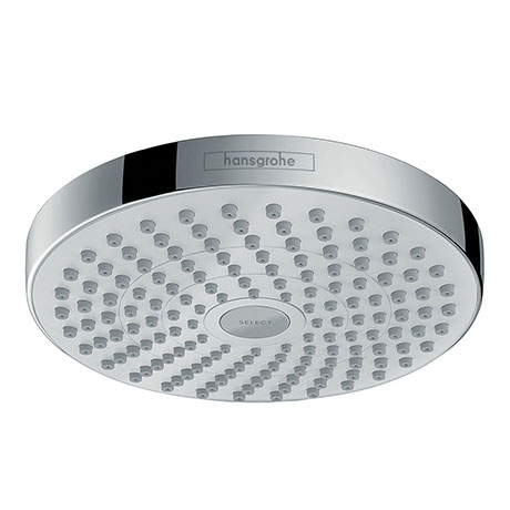 hansgrohe Croma Select S 180 2 Spray Shower Head - 26522000