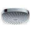 hansgrohe Croma Select E 180 2 Spray Shower Head - Chrome - 26524000 profile small image view 1