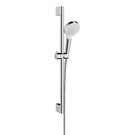 Hansgrohe Crometta Vario 2 Spray Shower Slider Rail Kit 65cm - 26532400