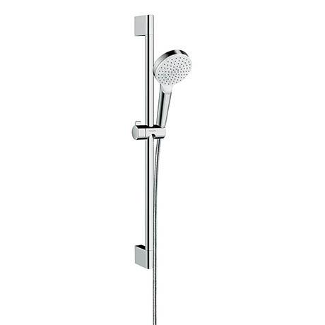 Hansgrohe Crometta 1 Spray Shower Slider Rail Kit - 26533400