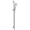 hansgrohe Crometta EcoSmart 9 l/min 1 Spray Shower Slider Rail Kit 90cm - 26539400 profile small image view 1