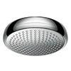 hansgrohe Crometta 160 1 Spray Shower Head - 26577000 profile small image view 1