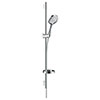 hansgrohe Raindance Select S 120 3-Spray 90cm Shower Slider Rail Kit with Soap Dish - 26631000 profile small image view 1
