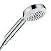 Hansgrohe MyClub 1 Spray Hand Shower 100 - 26683400 profile small image view 1