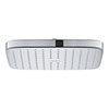 Grohe Vitalio Comfort 250 Cube Head Shower - 26695000 profile small image view 1