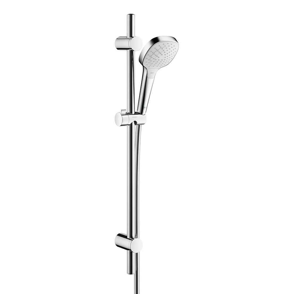hansgrohe MySelect E Vario EcoSmart 9 l/min 3 Spray 65cm Shower Slider Rail Kit - 26751400