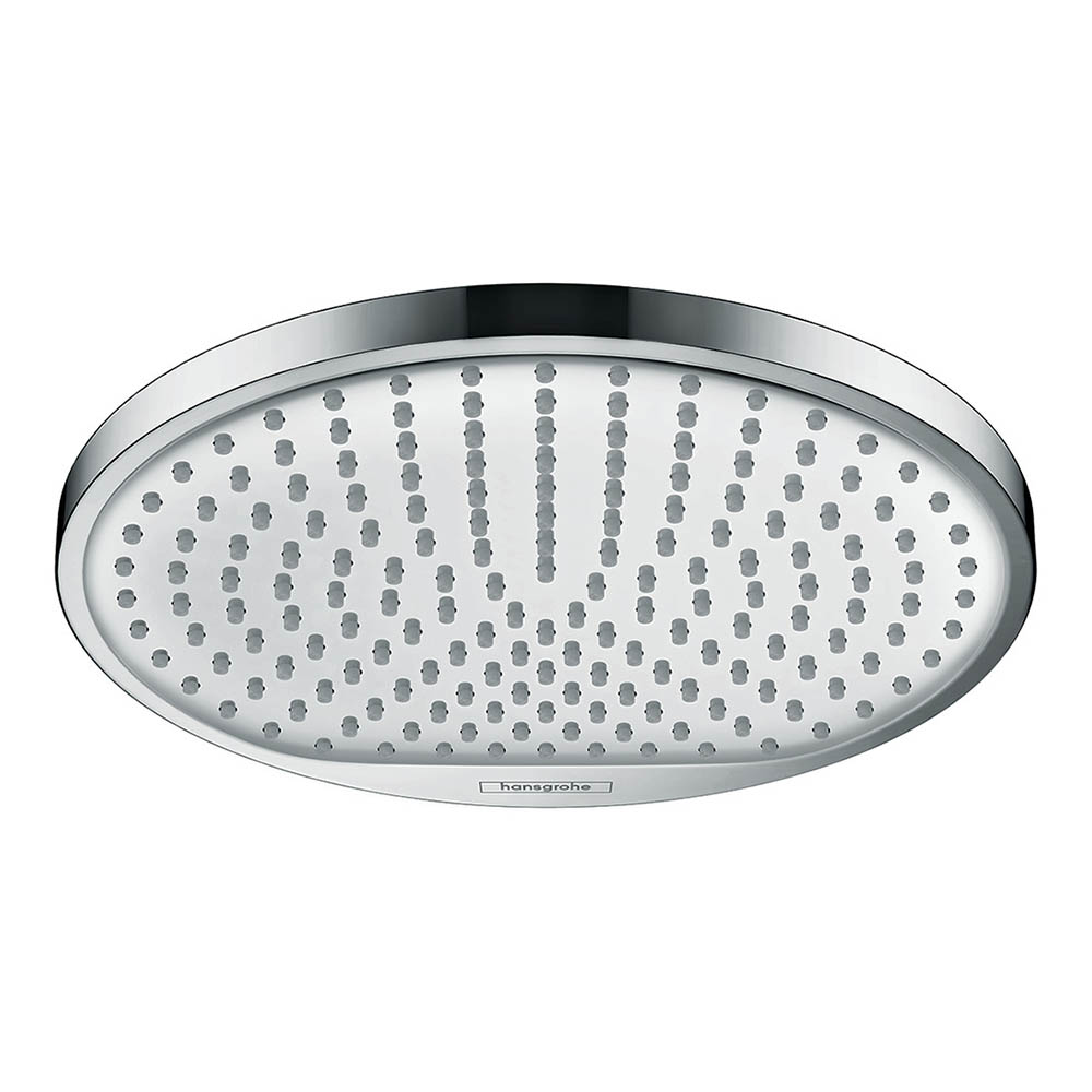 hansgrohe Crometta S 240 1 Spray Shower Head - 26723000