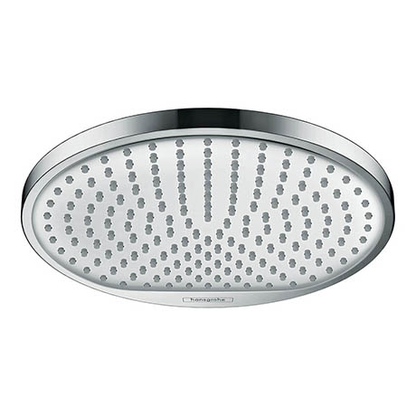 Hansgrohe Crometta S 240 1 Spray Shower Head - 26723000