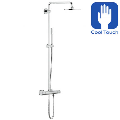Grohe Rainshower System 210 Thermostatic Shower System - 27032001