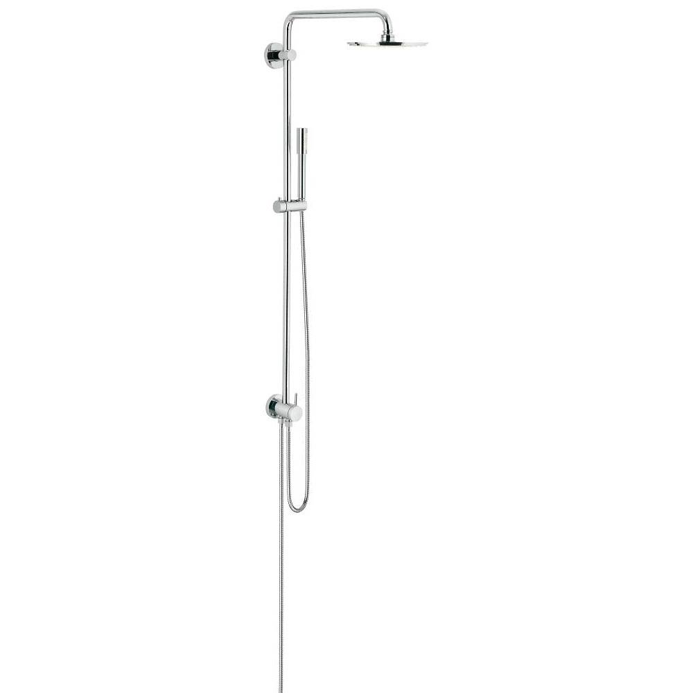 Grohe Rainshower Shower System with Diverter - 27058000 Large Image