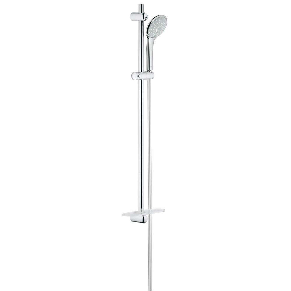 Grohe Euphoria 110 Duo Shower Slider Rail Kit - 27225001 profile large image view 1