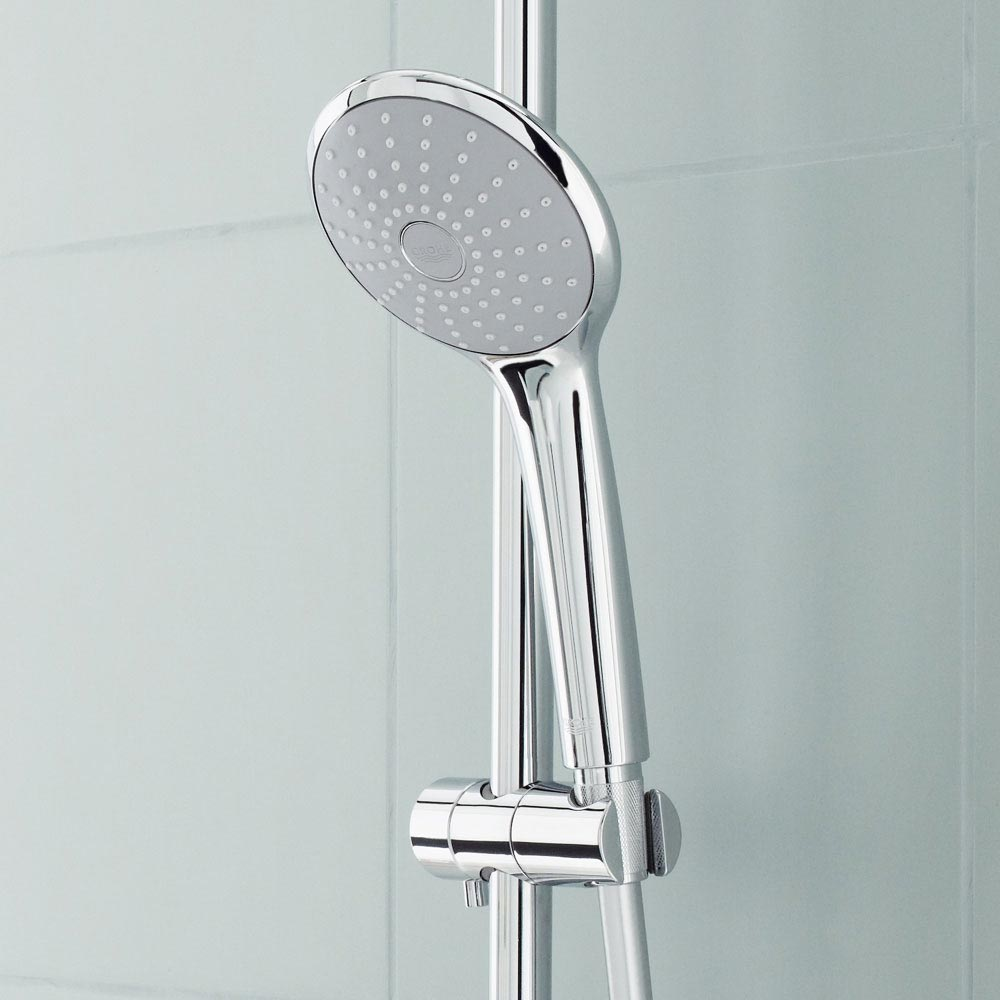Grohe Euphoria 110 Duo Shower Slider Rail Kit - 27225001 profile large image view 3