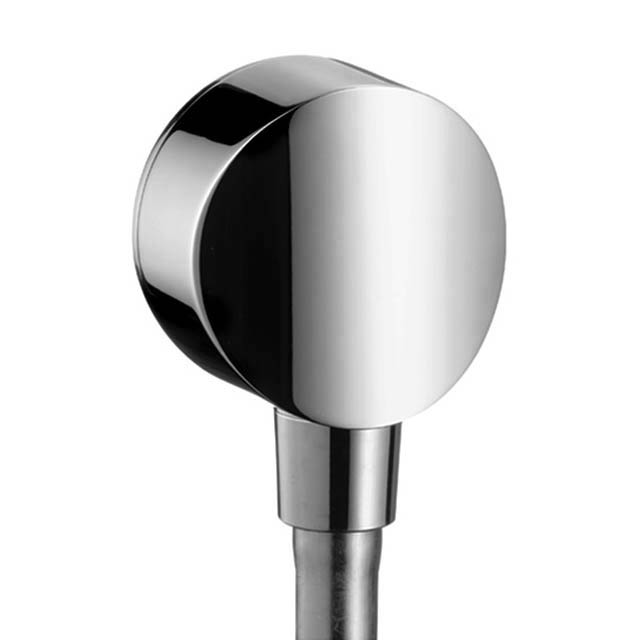 hansgrohe FixFit Wall Outlet S without Non-Return Valve - 27453000