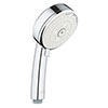 Grohe New Tempesta Cosmopolitan 100 Hand Shower 3 Sprays - 27572002 profile small image view 1