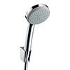 hansgrohe Croma 1 Spray Handshower with Holder & Hose - 27574000 profile small image view 1