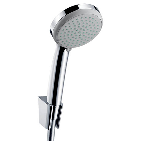 Hansgrohe Croma Vario 2 Spray Handshower with Holder & Hose - 27592000