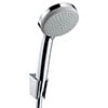 hansgrohe Croma Vario 2 Spray Handshower with Holder & Hose - 27592000 profile small image view 1