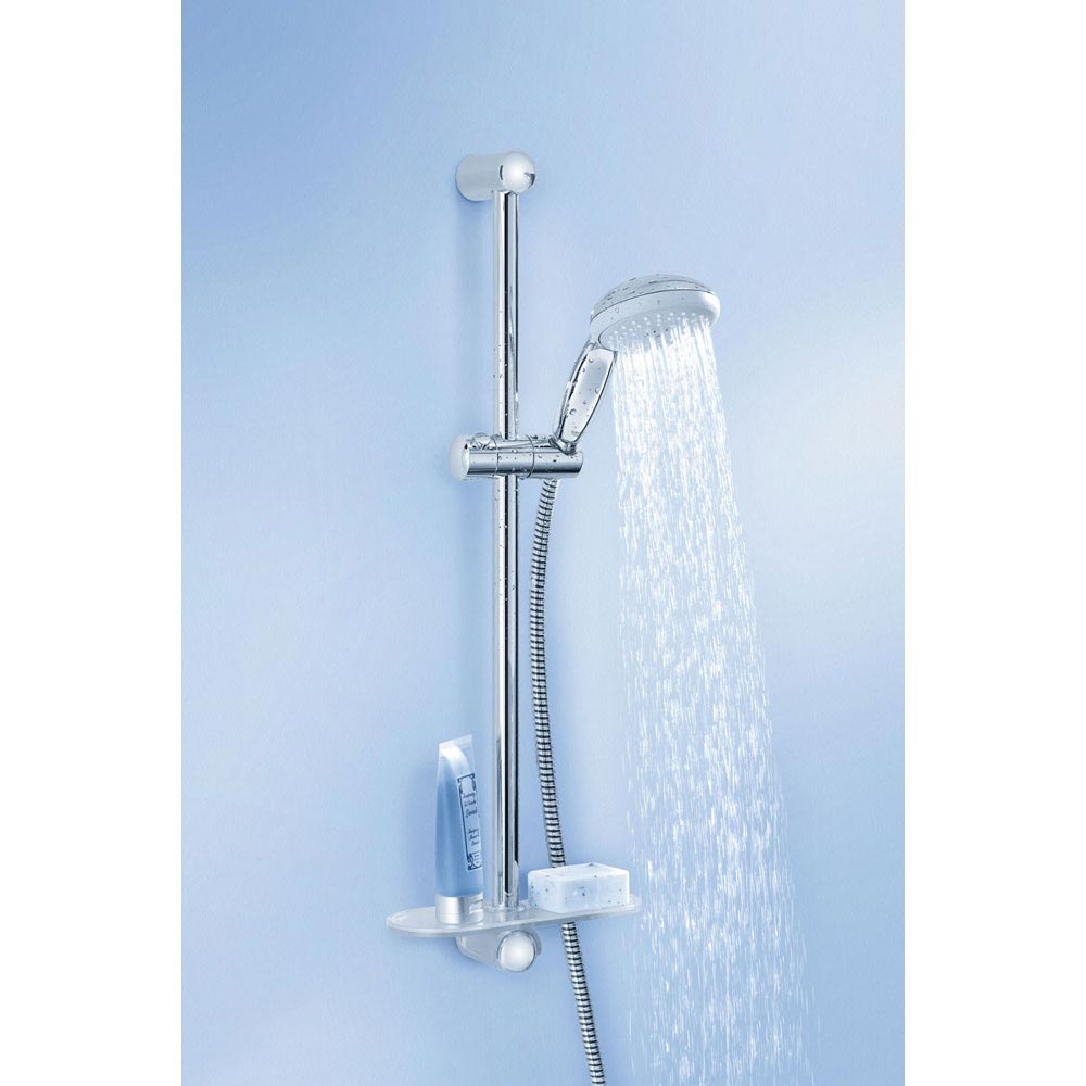 Grohe New Tempesta 100 Shower Slider Rail Kit - 27600000 Feature Large Image