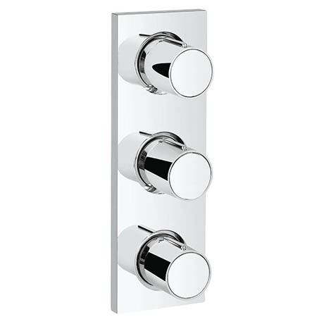 Grohe Grohtherm F Triple Volume Control Trim - 27625000