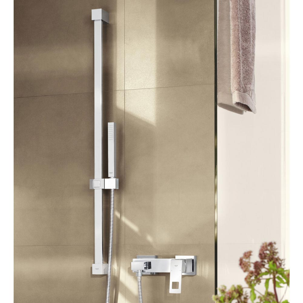 Grohe Euphoria Cube Stick Shower Slider Rail Kit - 27700000 profile large image view 2