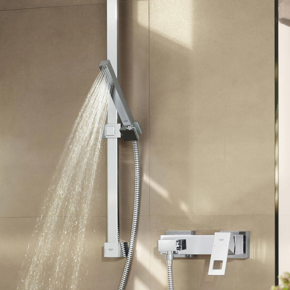 Grohe Euphoria Cube Stick Shower Slider Rail Kit - 27700000 profile large image view 4