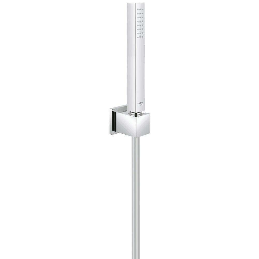Grohe Euphoria Cube Stick Wall Mounted Shower Kit - 27702000 profile large image view 1
